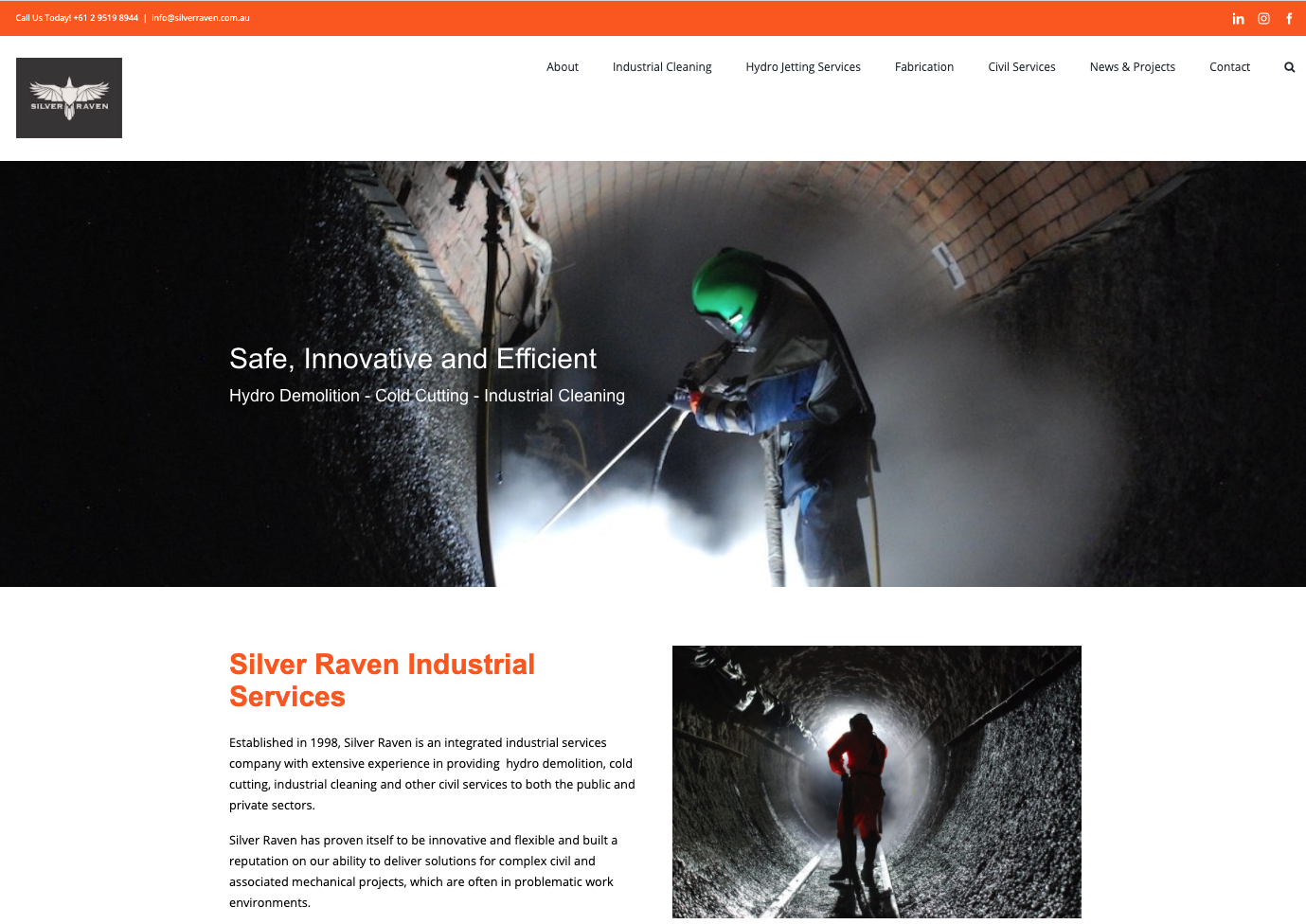 Silver Raven Industrial Services